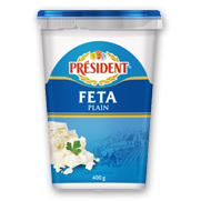 President Traditional Feta 400g