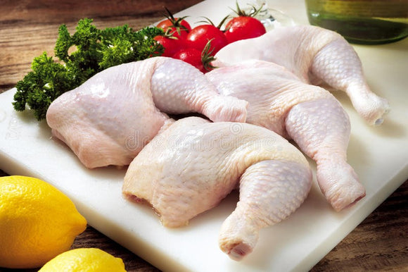 Elgin Chicken Leg Quarters ± 4.5kg
