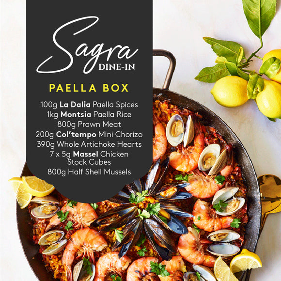 Paella Box