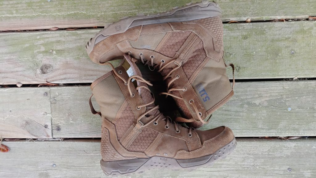 Atlas Combat Boots from 5.11 Tactical