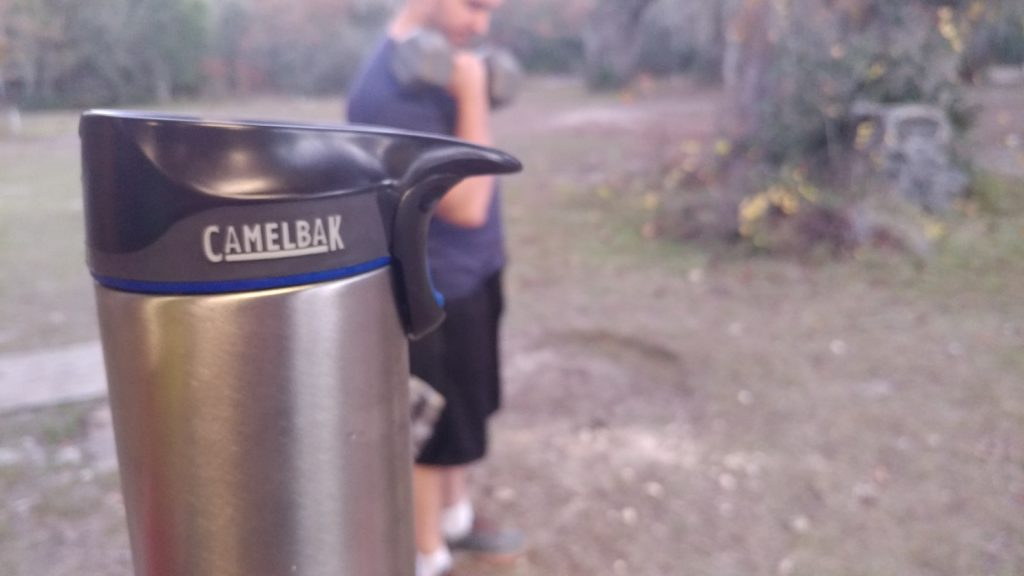 The CamelBak Forge: Forged for Adventure