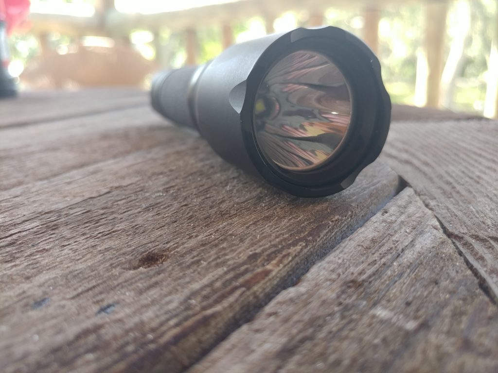 The ASP Triad DF Flashlight