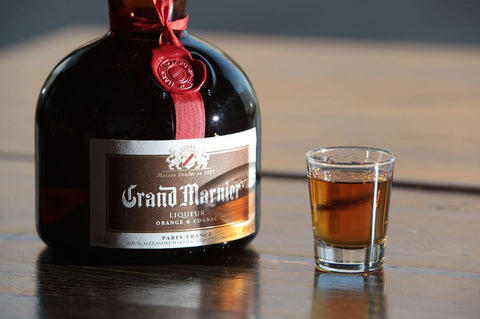 types of grand marnier