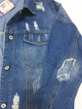 Load image into Gallery viewer, Denim Jacket - One More