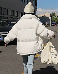 Over Sized Padded Jacket - No Bae Needed