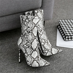 Pointed Toe Booties - What Happened