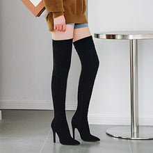 Load image into Gallery viewer, Thigh High Boots - First Pick