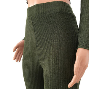 Sweater Pants Set - Practice Makes Perfect