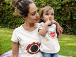 Load image into Gallery viewer, Toddler LOVE- Premium Organic T-Shirt