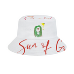 Load image into Gallery viewer, P.F.E Son of God-(White)Bucket Hat