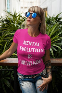 MENTAL EVOLUTION Unisex Classic T-Shirt