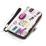 Load image into Gallery viewer, P.F.E Custom Women's Wallet/Organizer