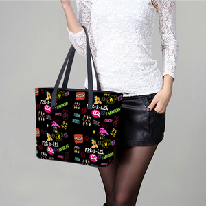 P.F.E Customize Handbag- Black