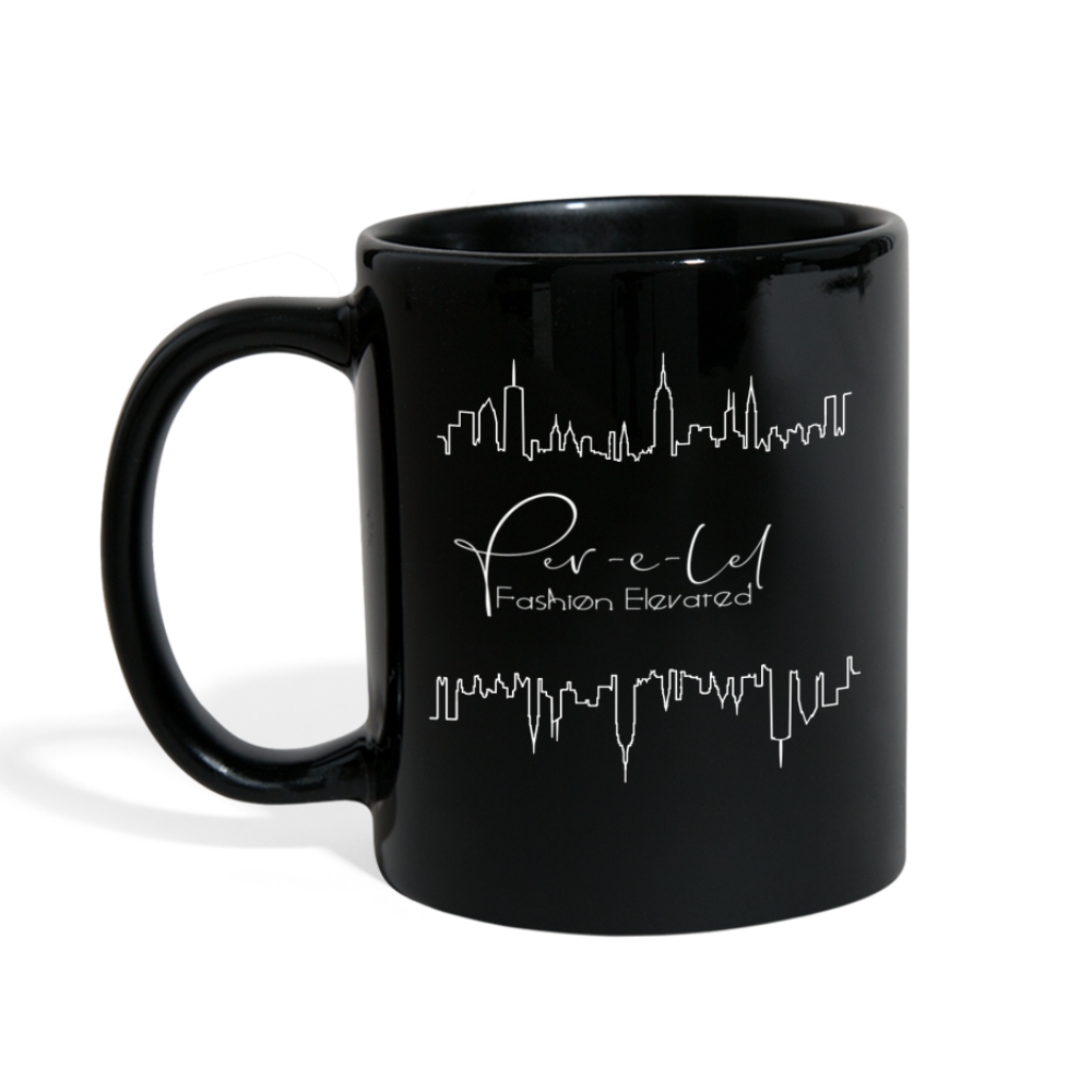 City Lights Coffee/ Tea Mug - black