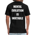 Load image into Gallery viewer, MENTAL EVOLUTION Unisex Classic T-Shirt - black