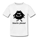 Load image into Gallery viewer, Kids' Premium T-Shirt - white