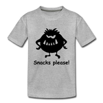 Load image into Gallery viewer, Kids' Premium T-Shirt - heather gray