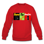 Load image into Gallery viewer, Ancestors P.F.E Crewneck Sweatshirt - red