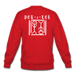 Load image into Gallery viewer, Stickman  Crewneck Sweatshirt - red
