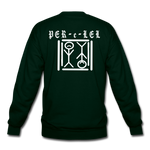 Load image into Gallery viewer, Stickman  Crewneck Sweatshirt - forest green