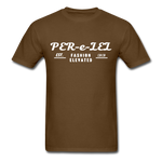 Load image into Gallery viewer, Est. P.F.E Unisex Classic T-Shirt - brown