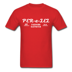 Load image into Gallery viewer, Est. P.F.E Unisex Classic T-Shirt - red