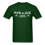 Load image into Gallery viewer, Est. P.F.E Unisex Classic T-Shirt - forest green