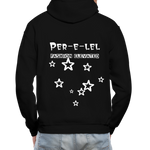 Load image into Gallery viewer, Astronaut Hoodie - black