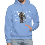 Load image into Gallery viewer, Astronaut Hoodie - carolina blue