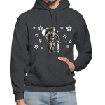 Load image into Gallery viewer, Astronaut Hoodie - charcoal gray