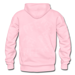 Gildan Heavy Blend Adult Hoodie - light pink