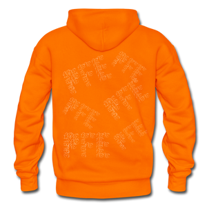 Gildan Heavy Blend Adult Hoodie - orange