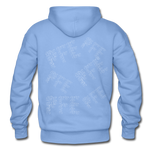 Load image into Gallery viewer, Gildan Heavy Blend Adult Hoodie - carolina blue