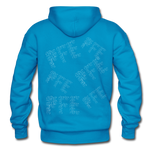 Load image into Gallery viewer, Gildan Heavy Blend Adult Hoodie - turquoise