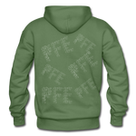 Load image into Gallery viewer, Gildan Heavy Blend Adult Hoodie - military green