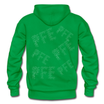 Load image into Gallery viewer, Gildan Heavy Blend Adult Hoodie - kelly green