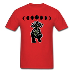 Load image into Gallery viewer, Alien P.F.E, T-shirt - red