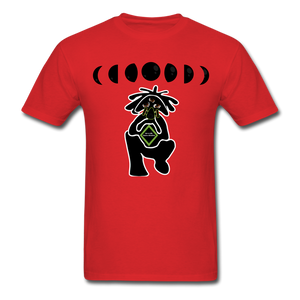 Alien P.F.E, T-shirt - red