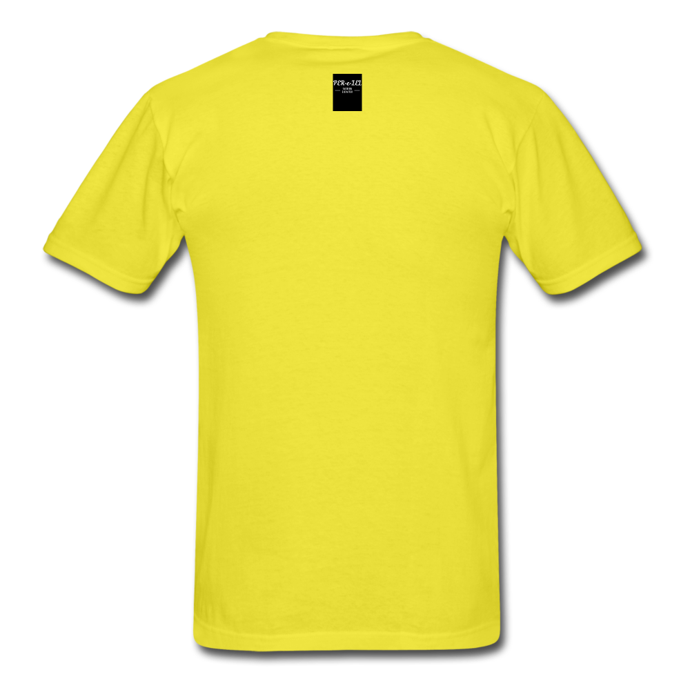 Alien P.F.E, T-shirt - yellow