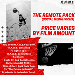 The Remote Footage Pack (Social Media)