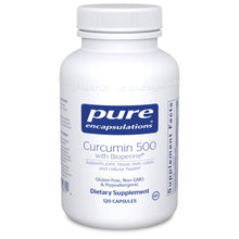 Load image into Gallery viewer, Curcumin 500 with Bioperine