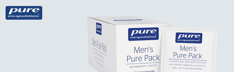 Men's Pure Pack — 30 Packets