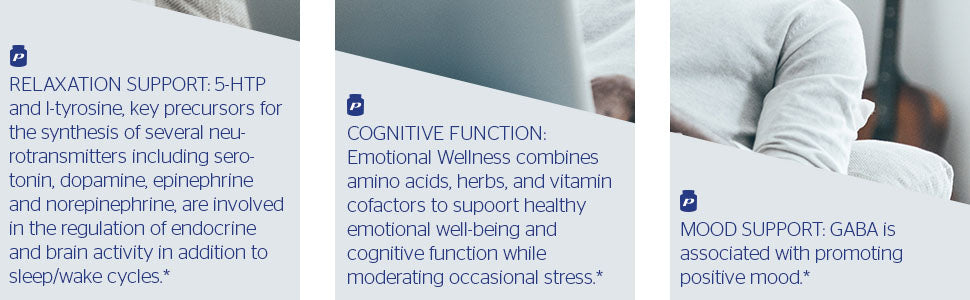 Emotional Wellness — 120 Capsules