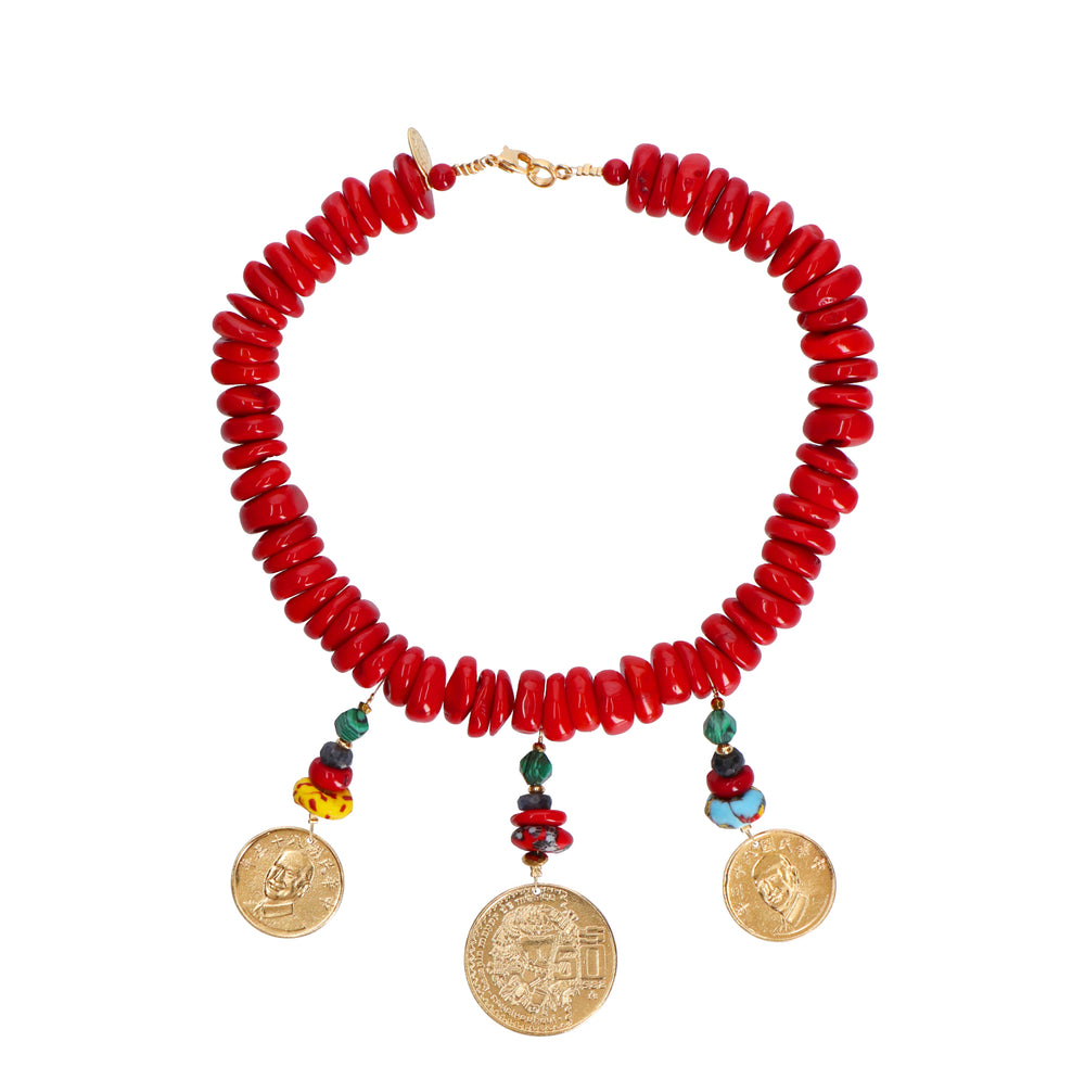 Mexico Mix Necklace
