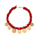 Coral Worldwide Necklace