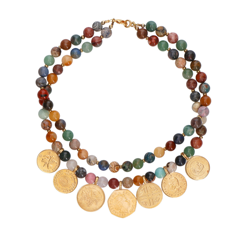 Colors Worldwide Necklace