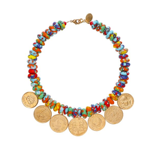 African Colors Worldwide Necklace