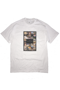 Collage T-Shirt (white)