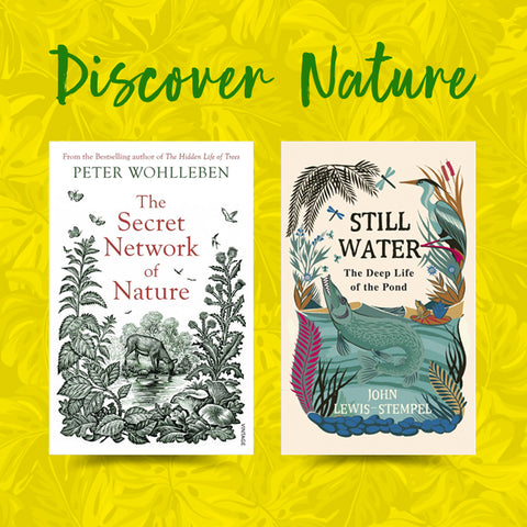Discover Nature at Kibworth Books