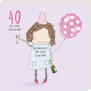 40 on the Outside Card